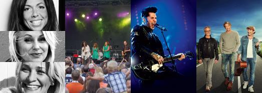 Konserter i sommar på Djurönäset
