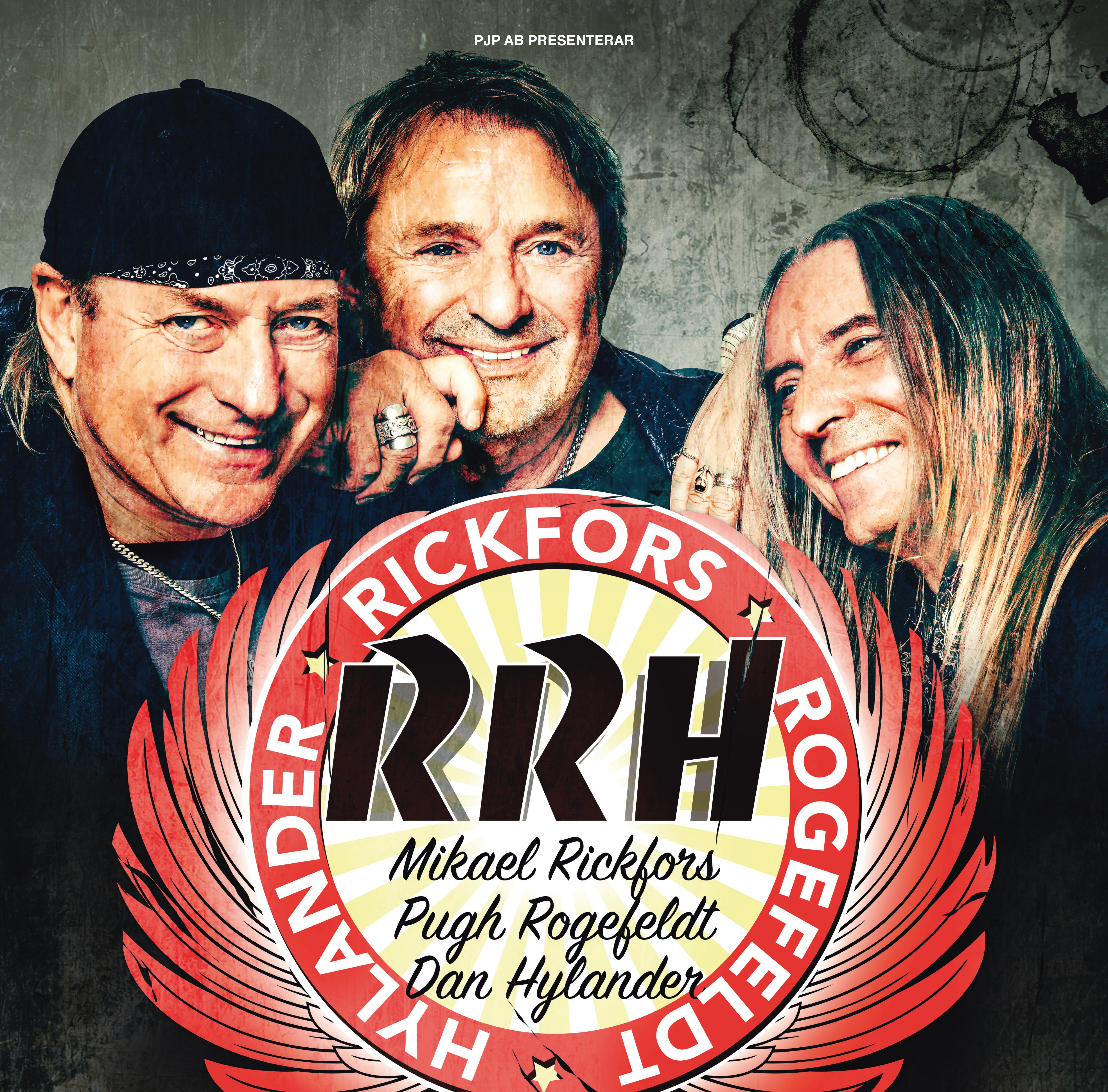 Rickfors, Rogefeldt & Hylander