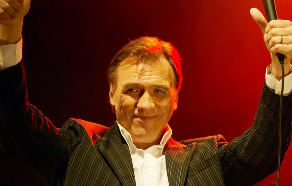 Konsert med Christer Sjögren