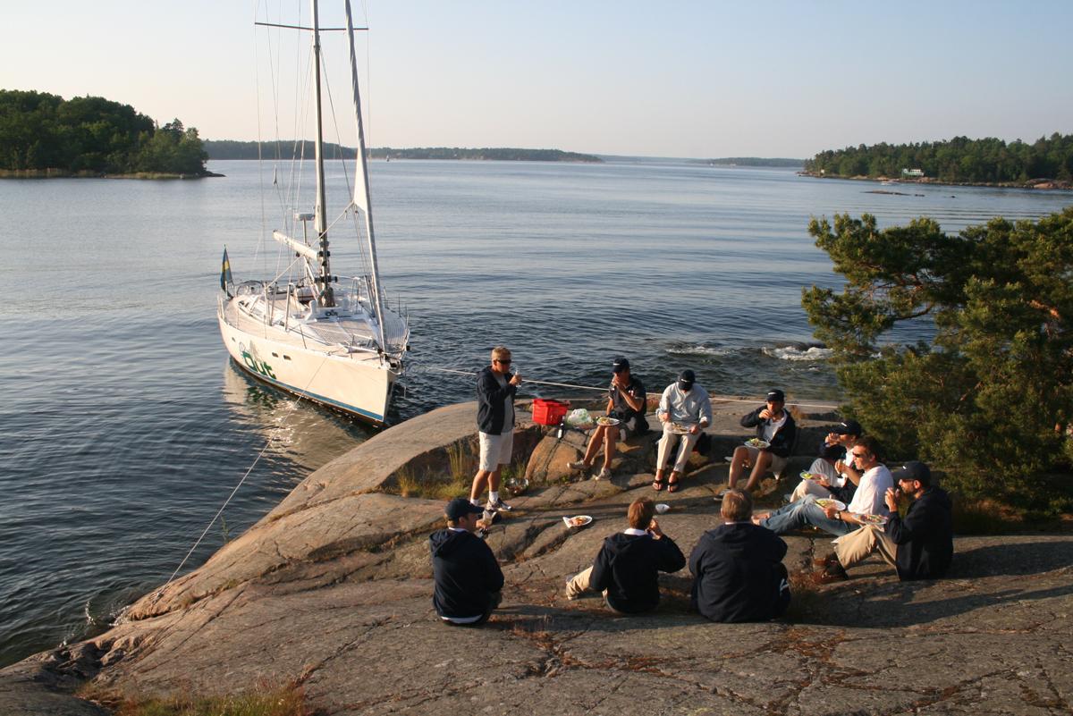 För seglingsproffs & nybörjare