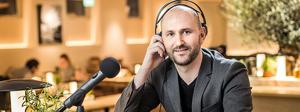 Erik Öhrn. Foto: Magnus Glans