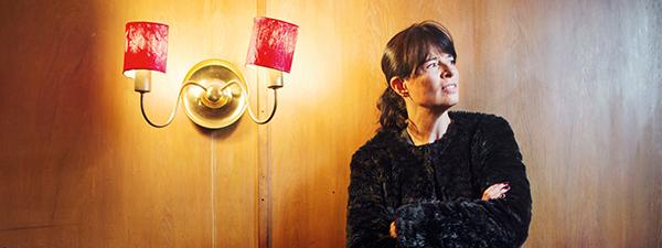 Christina Knight. Foto: Linus Sundahl-Djerf