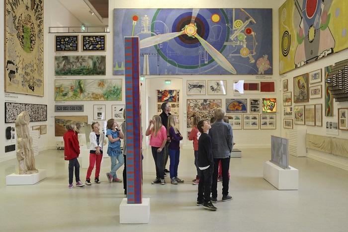 1333 Alumni Skissernas Museum barn