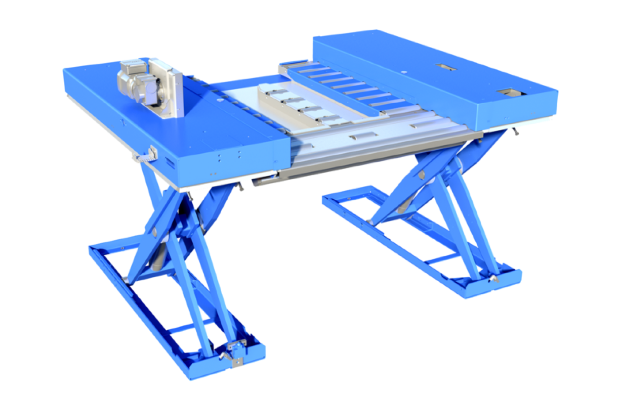 New UXB lift table