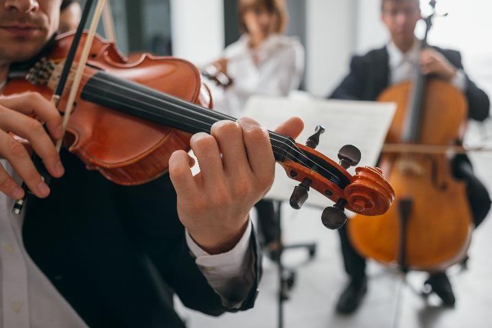 321 Violinist