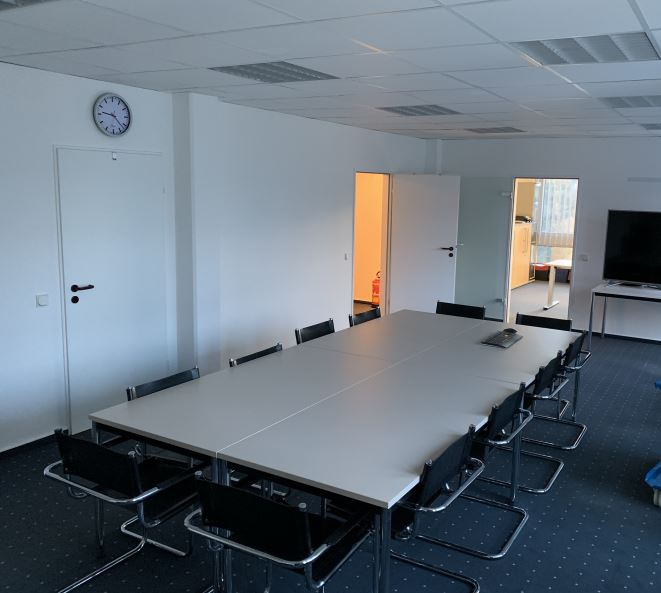 409 VPG new German Office