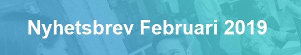 343 Nyhetsbrev februari