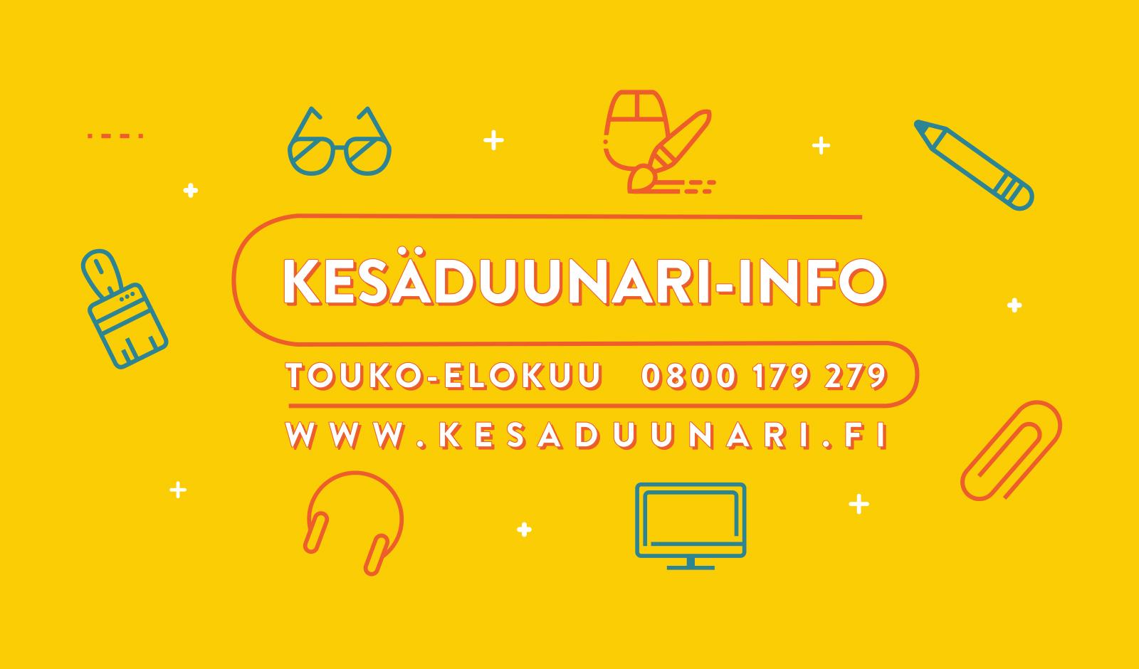 396 Kesaduunari info perustiedot ja nettiosoite 1600x940