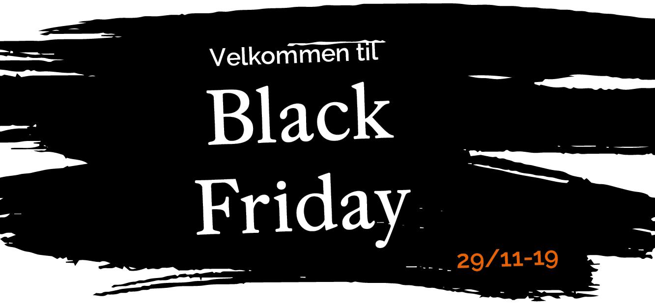 746 Velkommen til Black Friday 640x300px