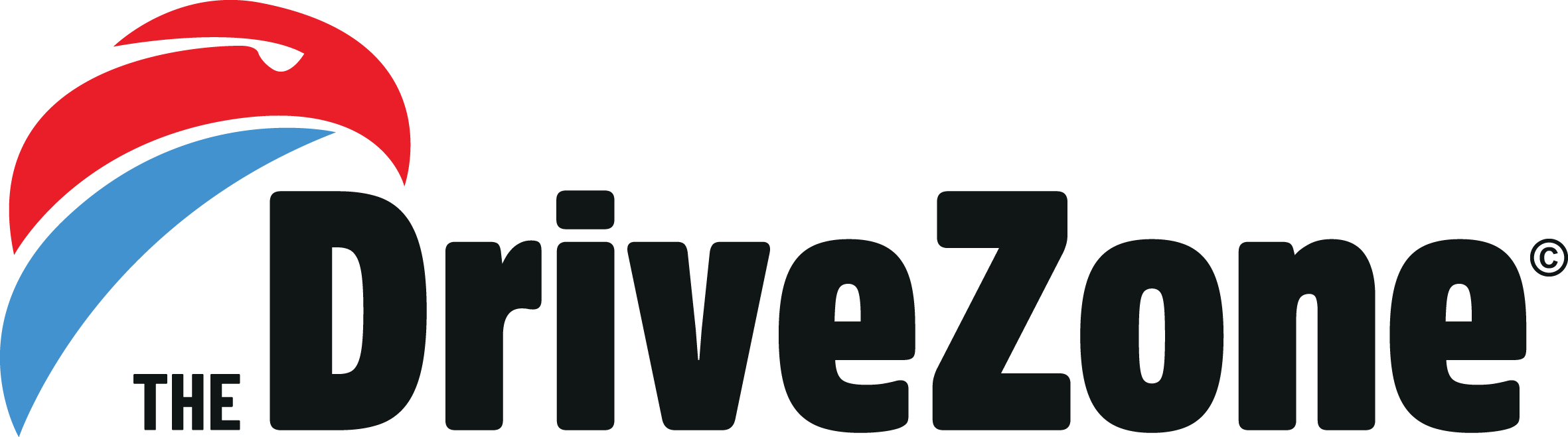 608 drive zone logo symbol text color black rgb