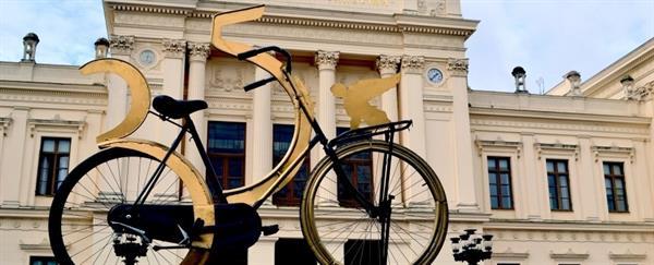 211 lu350 cykeln
