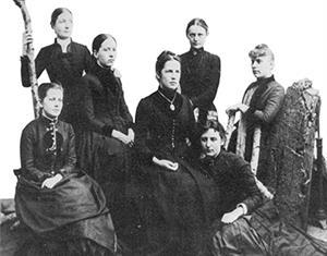 223 Lundensaren Alumni Kvinnliga pionj%c3%a4rerna