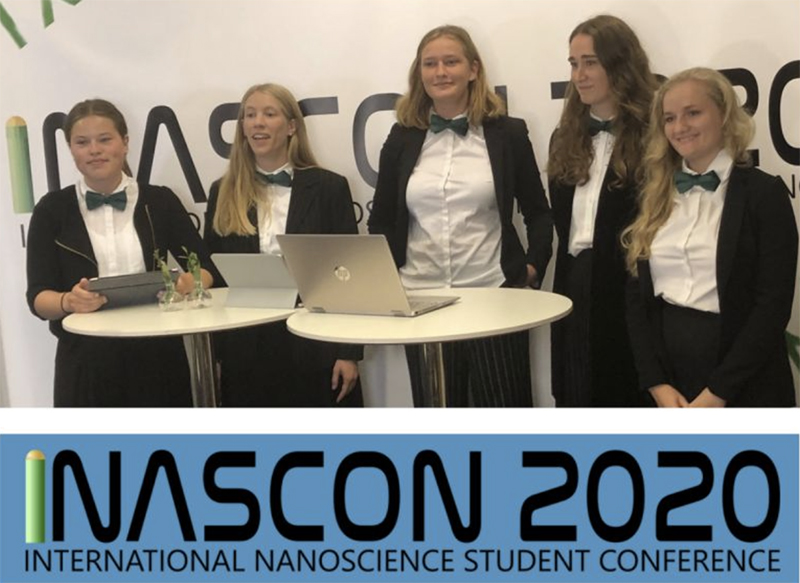 Photo of the Inascon Committee.