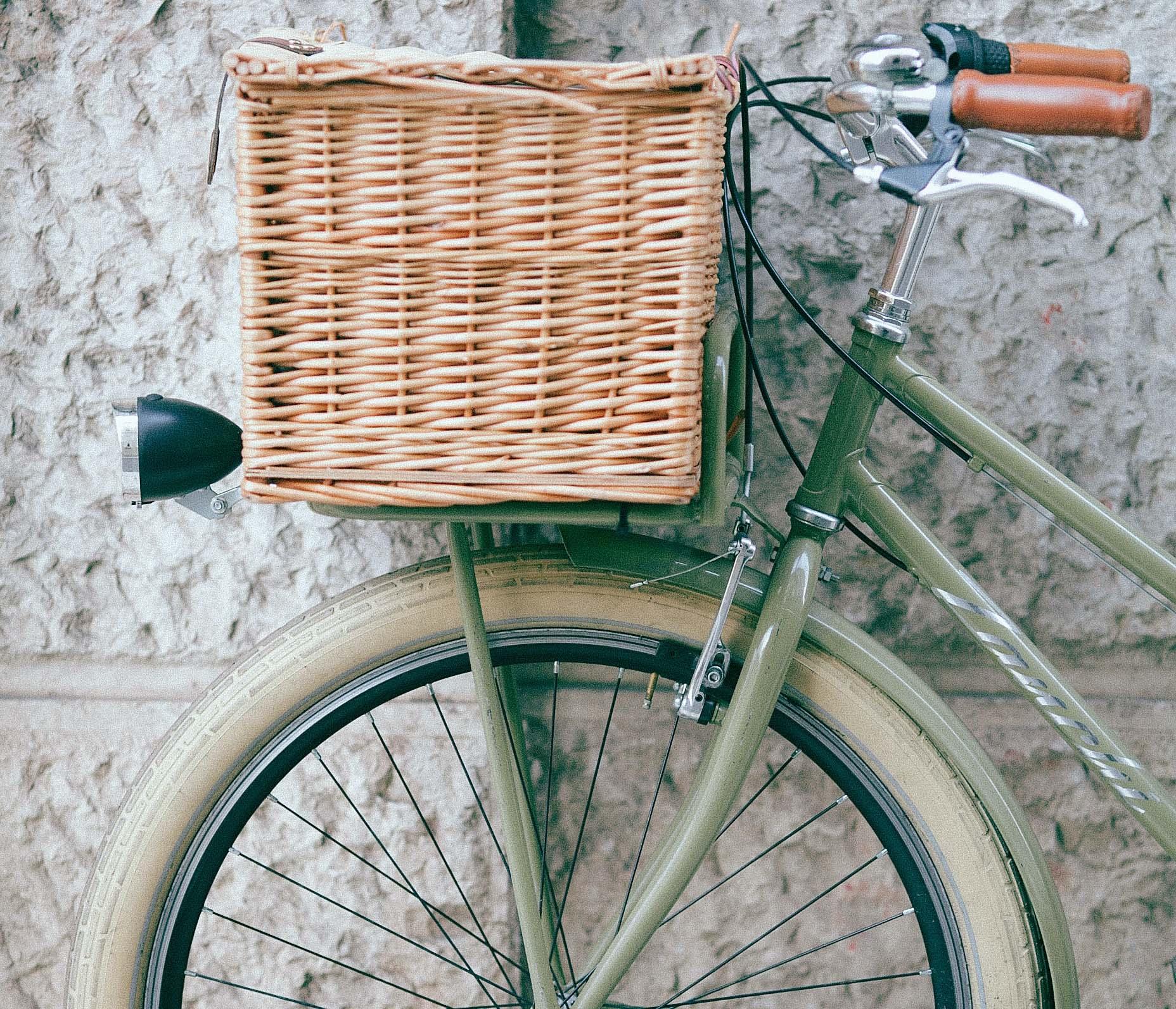 266 korgcykel