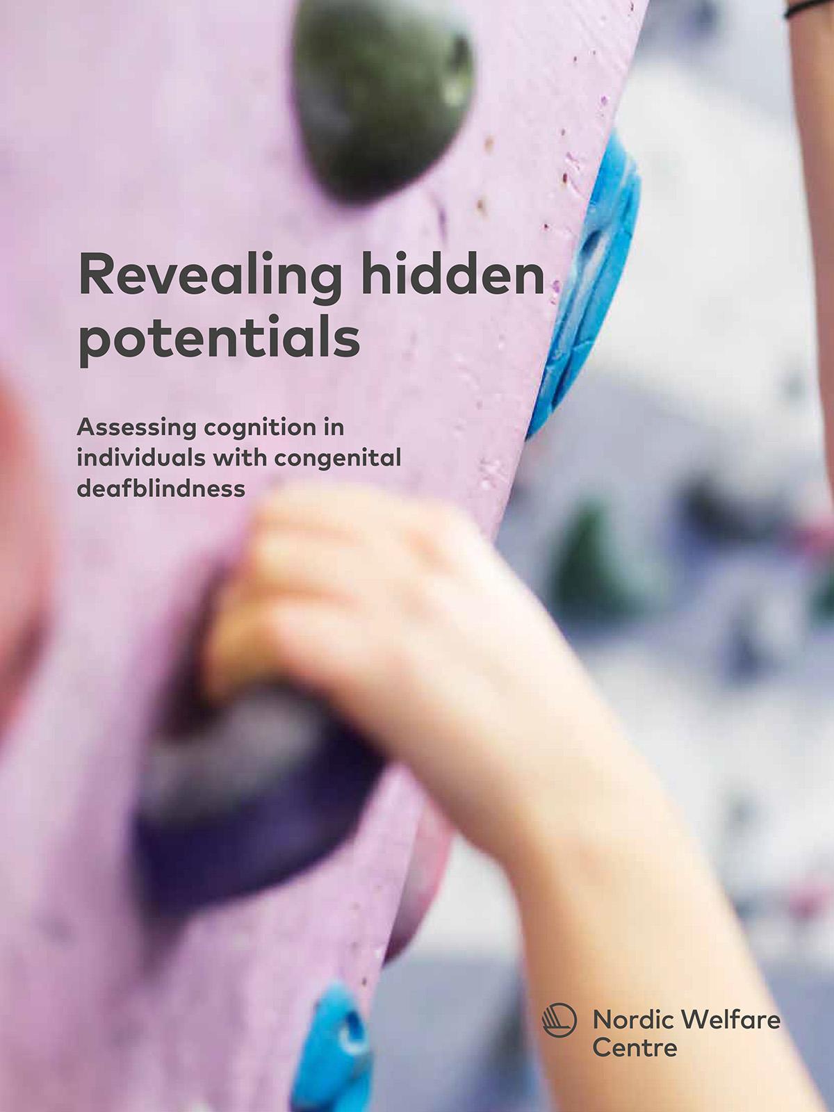 Omslaget till boken Revealing hidden potentials