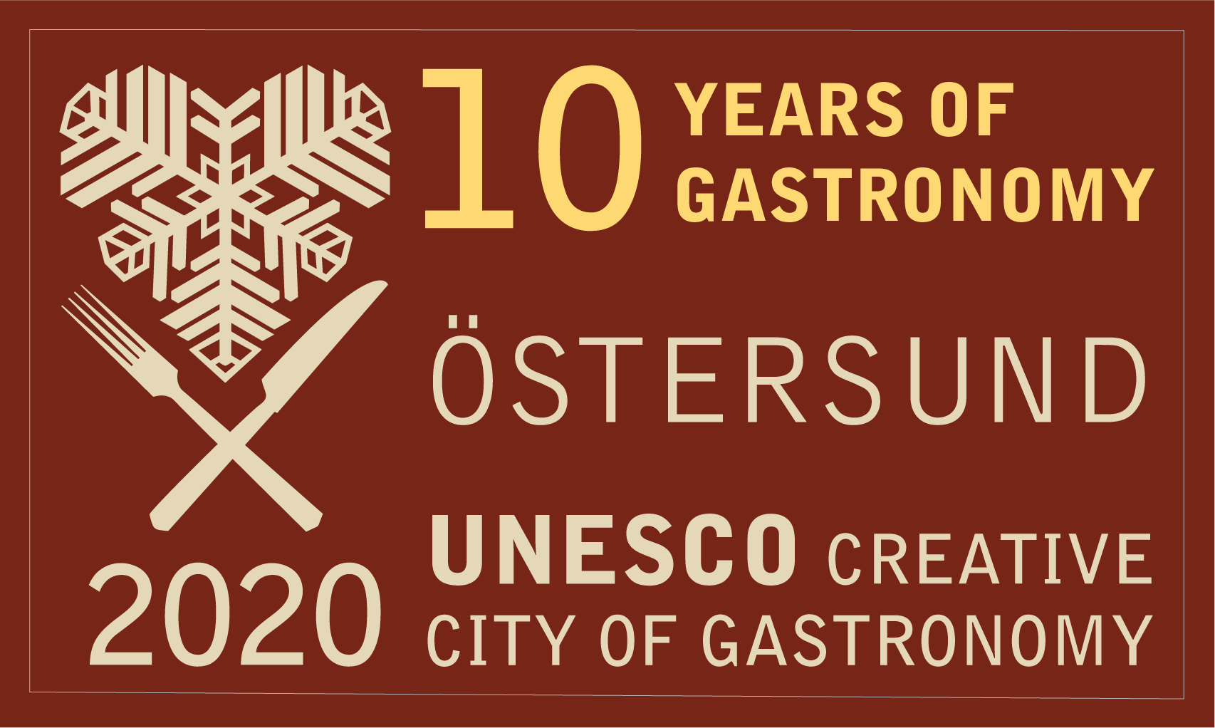 159 10 years of gastronomy liggande