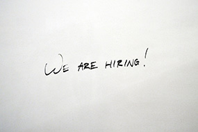 11154 we are hiring 2578901 1920 BW