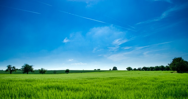13476 agriculture clouds countryside cropland 440731