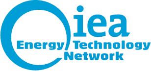 613 original logo iea energy