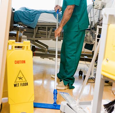 263 sjukhusgolv