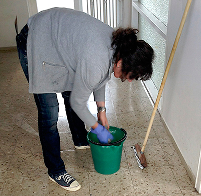 433 cleaning 258520