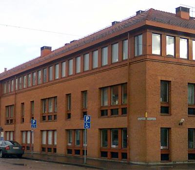 500 City hall Lidk%c3%b6ping