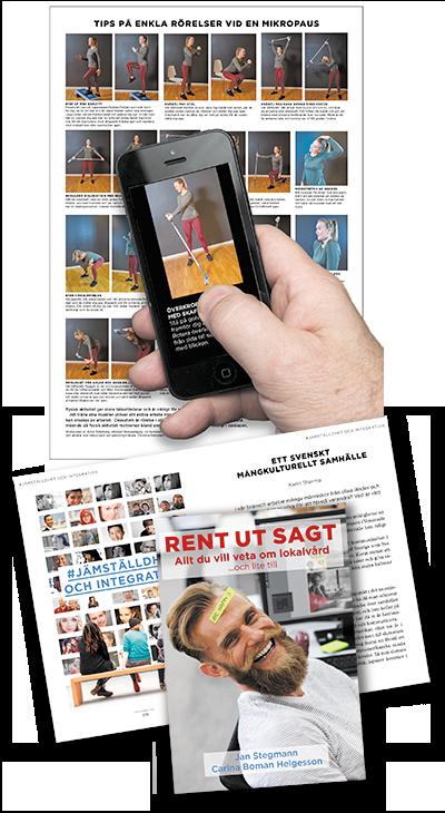 538 RentUtSagt Uppslag omslag poster video