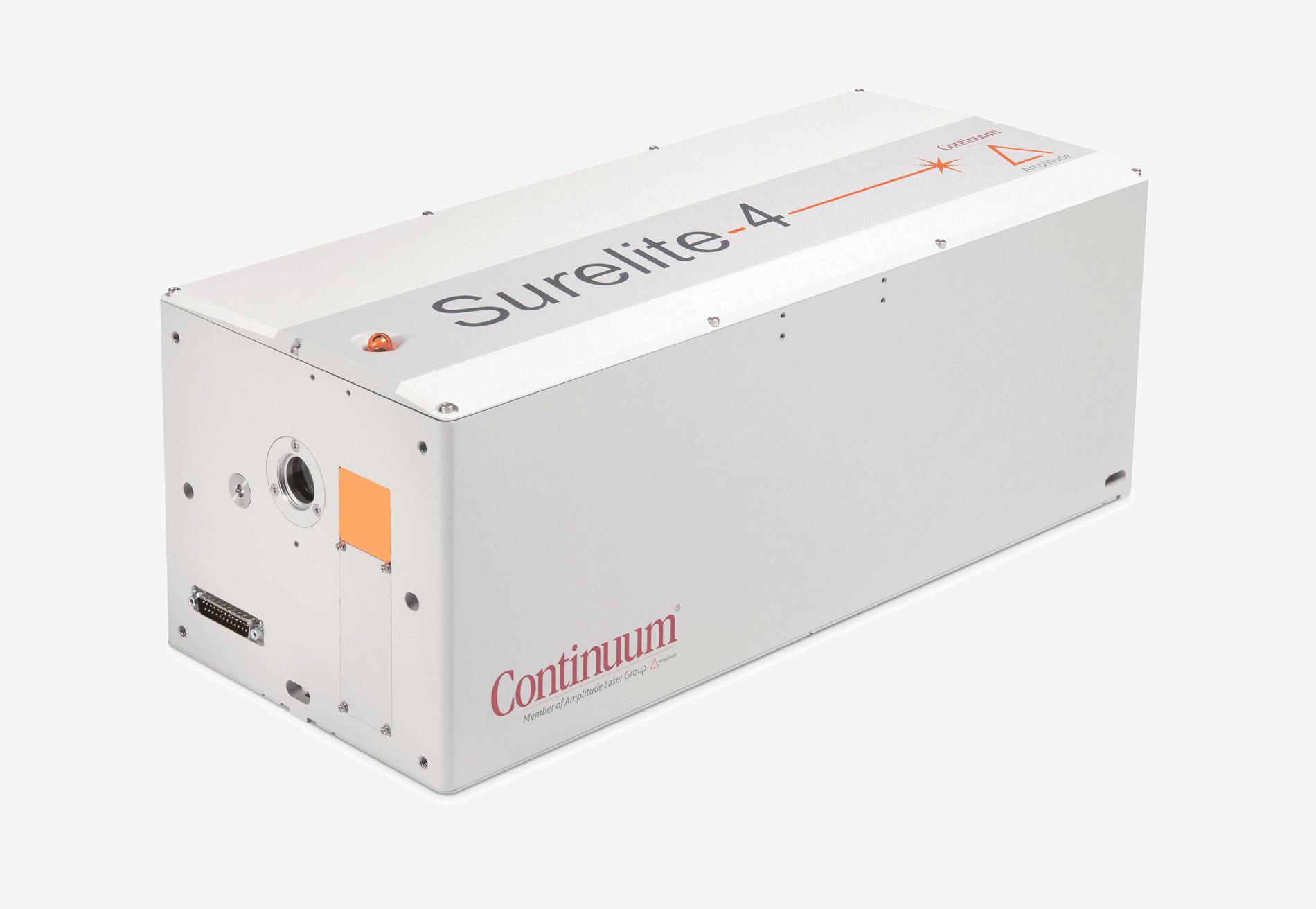 Surelite 4 laser from Continuum