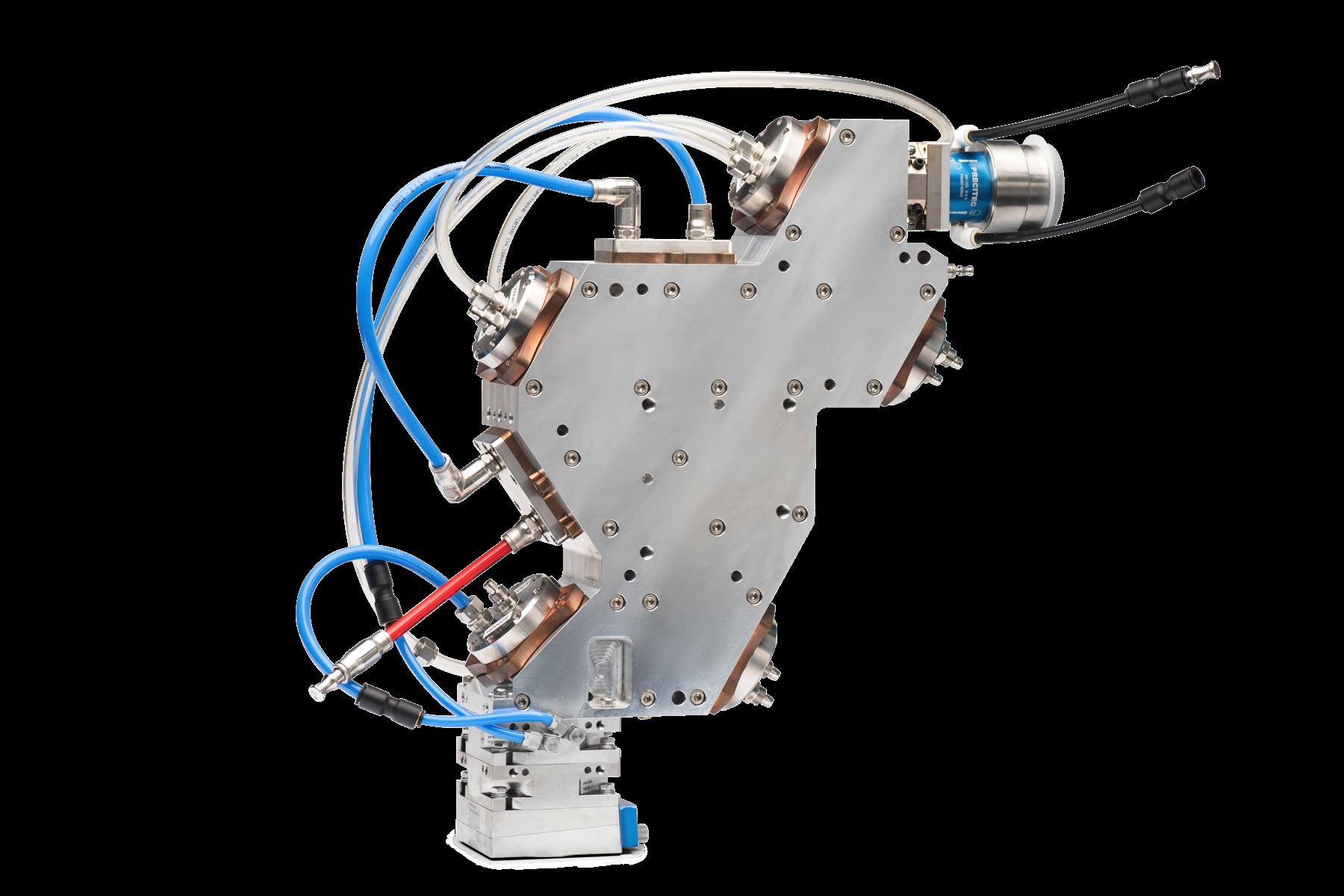 CANUNDA HP optics for beam shaping
