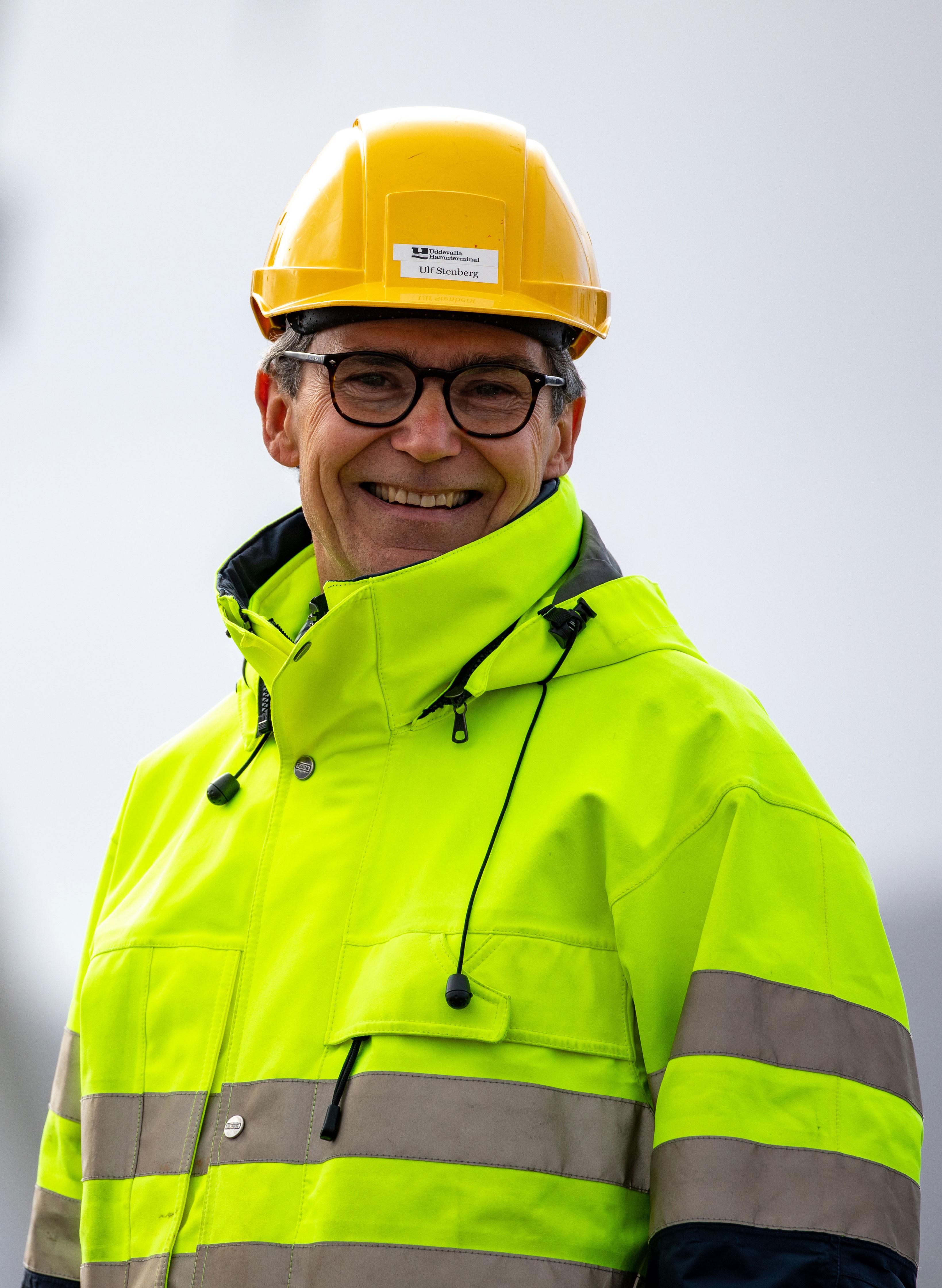 Ulf Stenberg, VD
