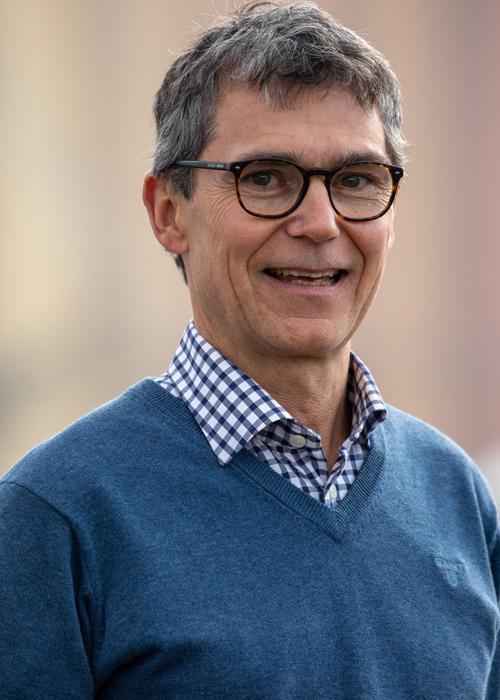 Ulf Stenberg, CEO